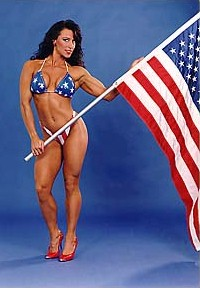 BabeStop - World's Largest Babe Site - stars_stripes084.jpg